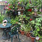 My Patio Garden by AnnDixon