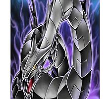 cyber dragon yugioh by dragonlover103
