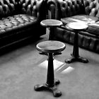Stools At Boheme by SuddenJim