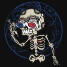 Dia De Los Muertos Doctor by B4DW0LF