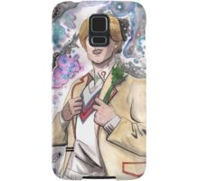 Doctor Who The 5th Doctor Samsung Galaxy Case/Skin