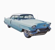 1956 Sedan Deville Cadillac Luxury Car Kids Clothes