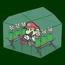 Super Mario Gardeners by macaulay830