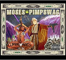 moses pimpswag Photographic Print
