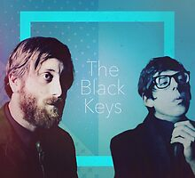 Black Keys by Andrea Ramirez