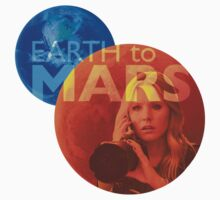 Earth to Mars by Chlo3Blanchard