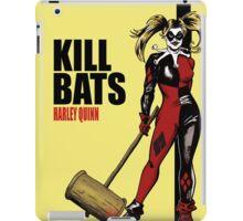Kill Bats iPad Case/Skin