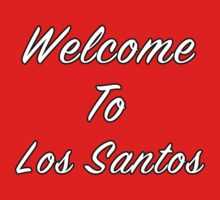 WelcomeTo Los Santos by Aphelion