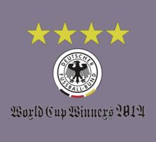 Germany World Cup Winners 2014 Kids Clothes