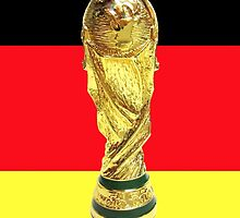 GERMANY WORLD CUP WINNER CHAMPION by Sulkainenkissa