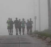 Foggy Joggers by Keala