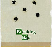 Breaking Bad RV Bullet Holes by dylanwest2010