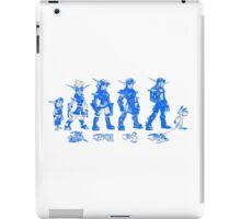 Jak and Daxter Saga - Blue Sketch iPad Case/Skin
