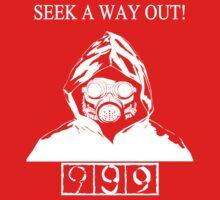 Seek A Way Out! by iamshadow64