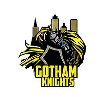 Gotham Knights iPad by Jaeroar