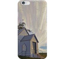 Mount Lambie Church iPhone Case/Skin