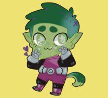 Teen Titans || Beast Boy Kids Clothes