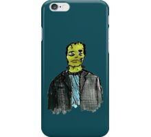 The Monster iPhone Case/Skin