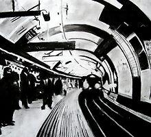 metrostation by Denny Stoekenbroek