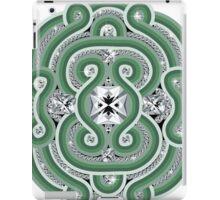 Diamonds canvas iPad Case/Skin