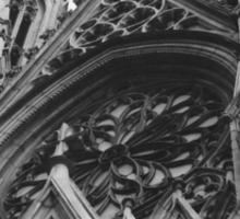 Saint Patrick's Cathedral  Sticker
