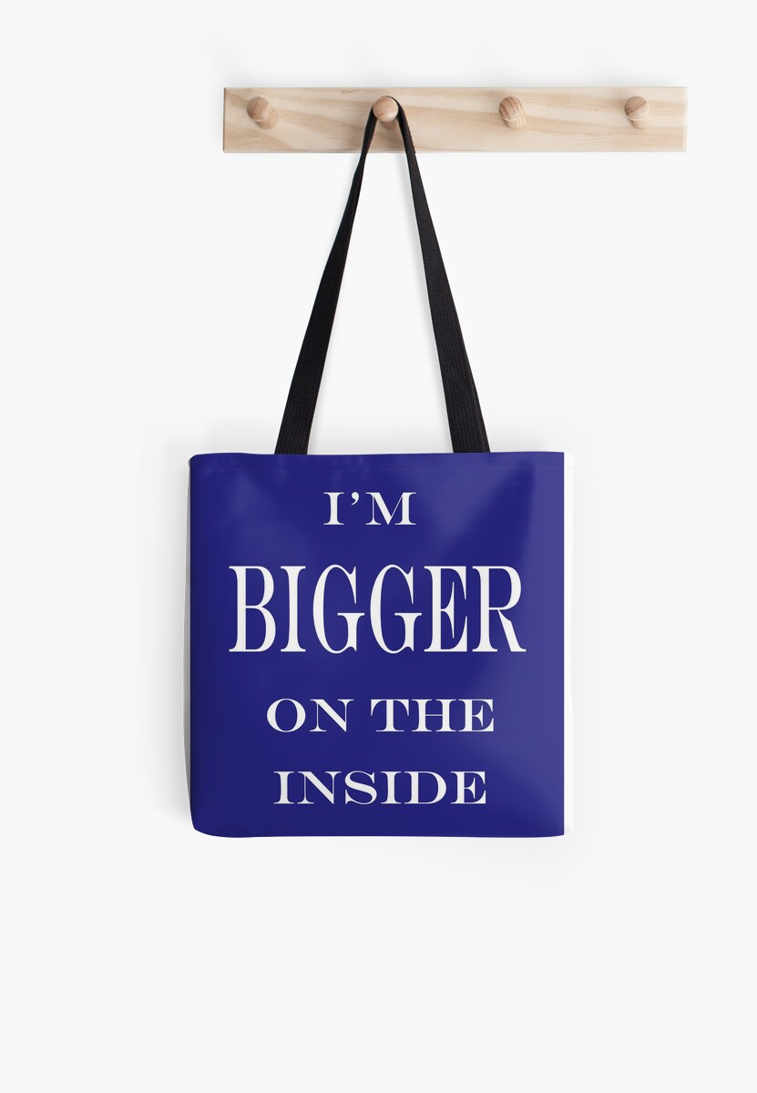 Bigger on the Inside by CreativeEm
