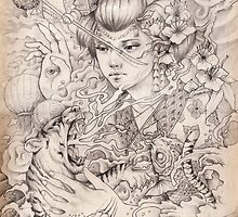Irezumi by rudyfaber