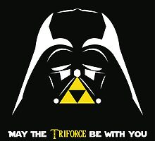 Use the Triforce by Mel-O