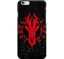 Darksiders Symbol (Red) iPhone Case/Skin