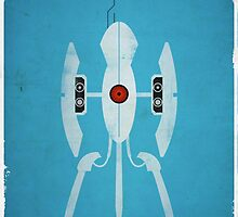 Portal Turret Are You Still There by dylanwest2010