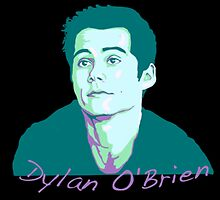 Dylan in Teal by miss0aer