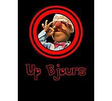 Up Bjours Photographic Print