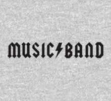 Music Band  by B Loyola