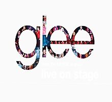 Glee logo by Beatlemily