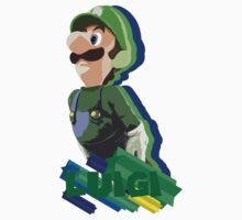 LUIGI TIME! by Ivan  DeJesus