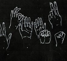 how many gestures can I make by ruby trabka