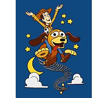 The Neverending Toy Story Photographic Print