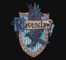 Ravenclaw Crest by OverTheEdge42