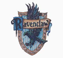 Ravenclaw Crest Kids Clothes