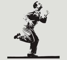Gene Kelly Running by Museenglish