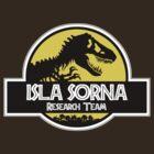 Isla Sorna Research Team by morph99