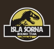 Isla Sorna Research Team by morph99