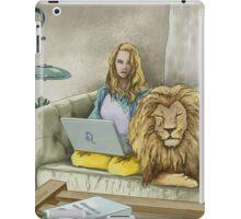 Leo Sign iPad Case/Skin