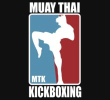 Muay Thai by shirtshirtshirt