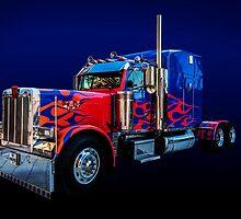 Optimus Prime by Steve Purnell