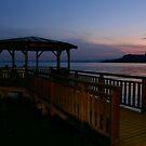 After sunset by annalisa bianchetti
