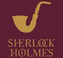 Sherlock Holmes by d-luna