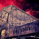 Foundry, Canterbury by RedPulse07