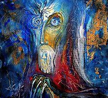 ROBERT REDFORD's Angel by Radu Danila