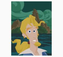 Guybrush Threepwood Kids Clothes